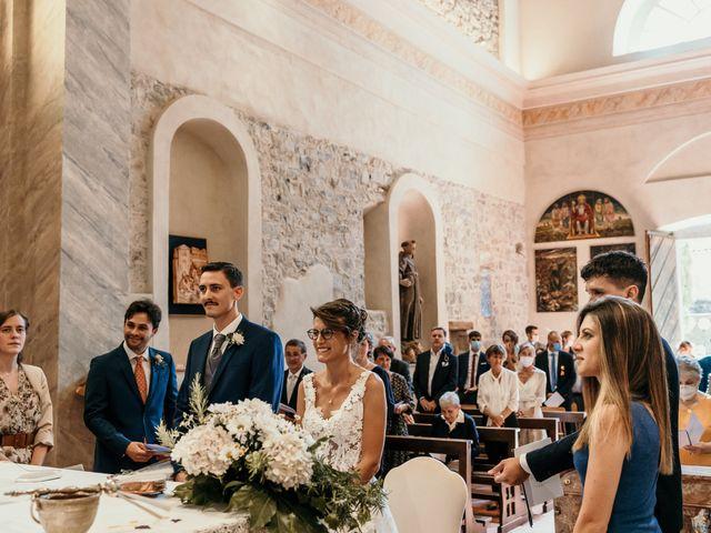 Il matrimonio di Andrea e Myriam a Erba, Como 91