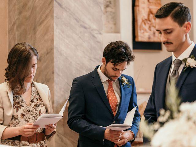 Il matrimonio di Andrea e Myriam a Erba, Como 95