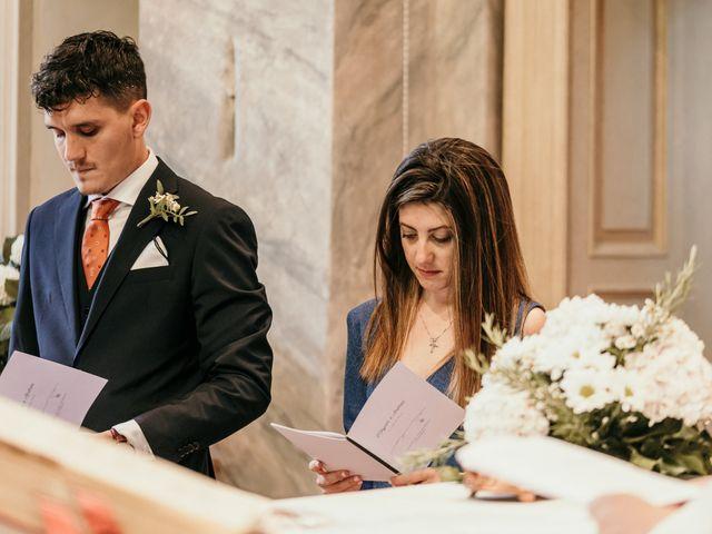 Il matrimonio di Andrea e Myriam a Erba, Como 97