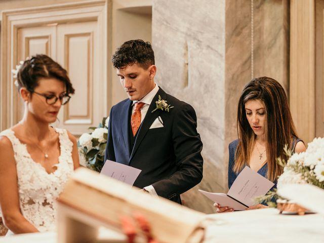 Il matrimonio di Andrea e Myriam a Erba, Como 98