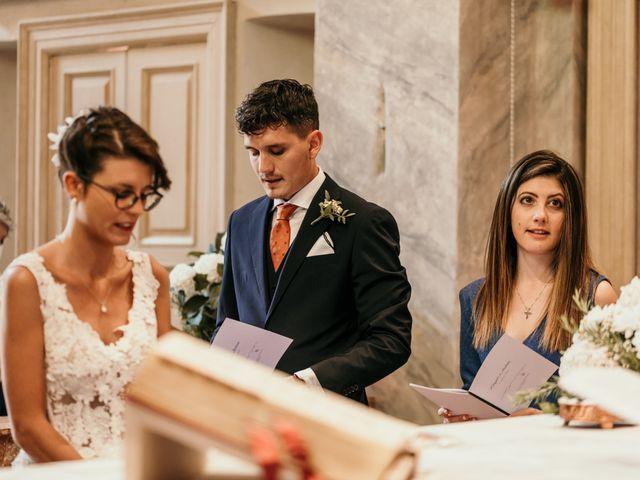 Il matrimonio di Andrea e Myriam a Erba, Como 99