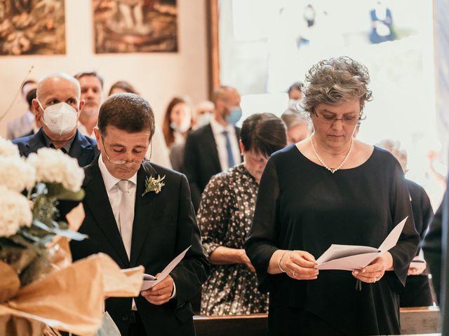 Il matrimonio di Andrea e Myriam a Erba, Como 104
