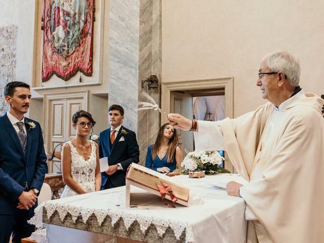 Il matrimonio di Andrea e Myriam a Erba, Como 105