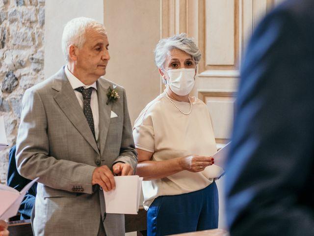 Il matrimonio di Andrea e Myriam a Erba, Como 106