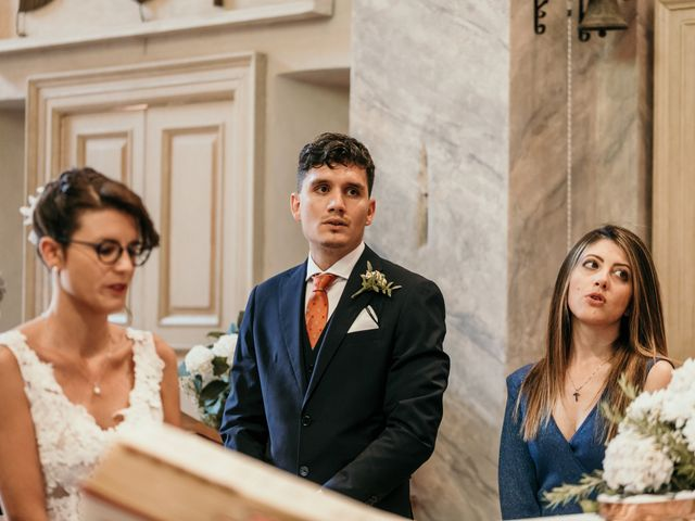 Il matrimonio di Andrea e Myriam a Erba, Como 107