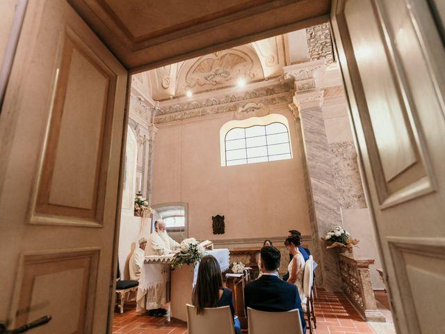 Il matrimonio di Andrea e Myriam a Erba, Como 133