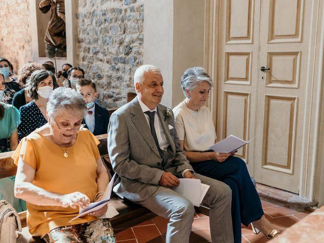Il matrimonio di Andrea e Myriam a Erba, Como 135