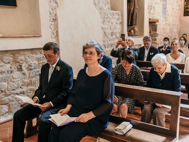 Il matrimonio di Andrea e Myriam a Erba, Como 136