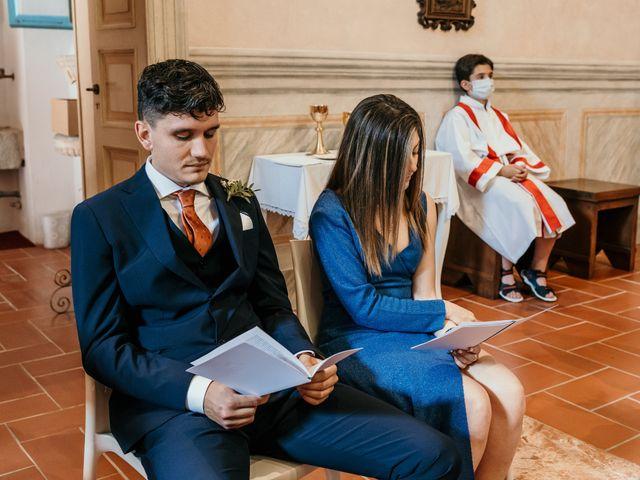 Il matrimonio di Andrea e Myriam a Erba, Como 142