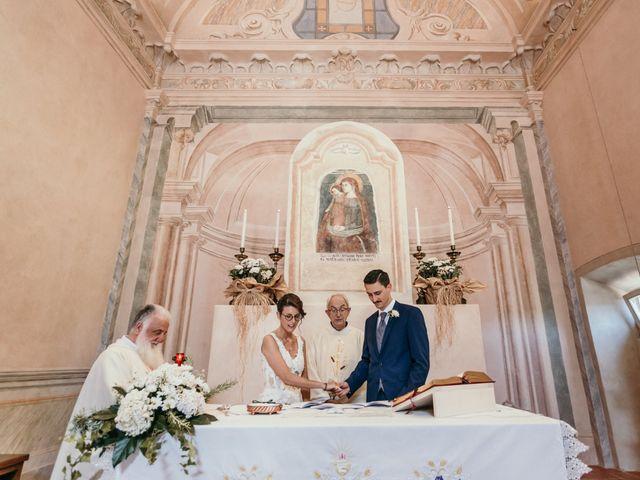Il matrimonio di Andrea e Myriam a Erba, Como 145