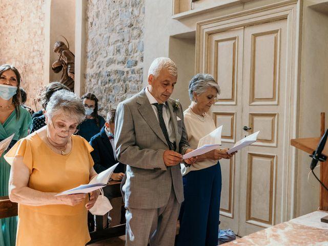 Il matrimonio di Andrea e Myriam a Erba, Como 155