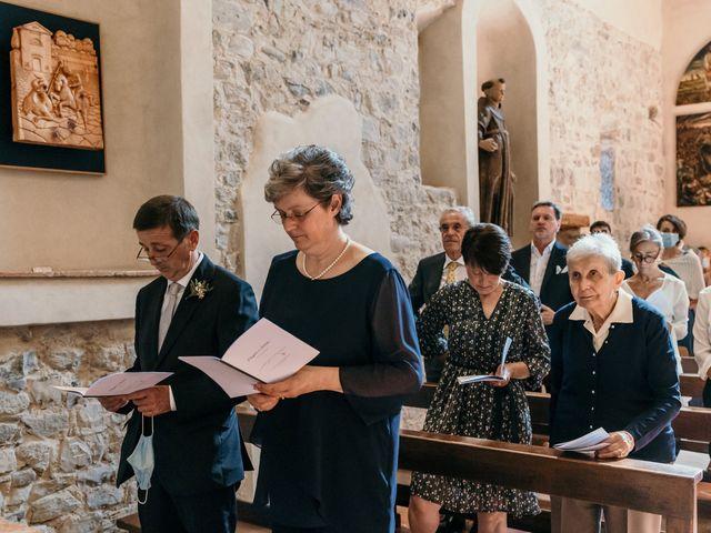Il matrimonio di Andrea e Myriam a Erba, Como 156