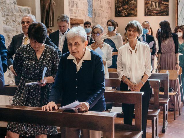 Il matrimonio di Andrea e Myriam a Erba, Como 157