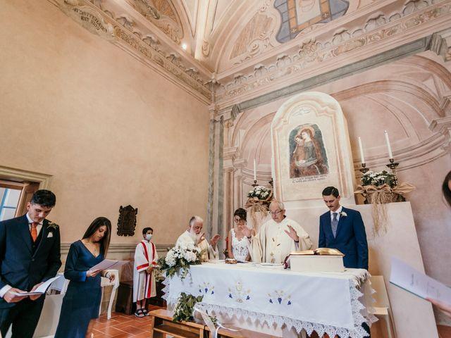 Il matrimonio di Andrea e Myriam a Erba, Como 159