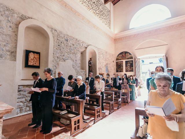 Il matrimonio di Andrea e Myriam a Erba, Como 160