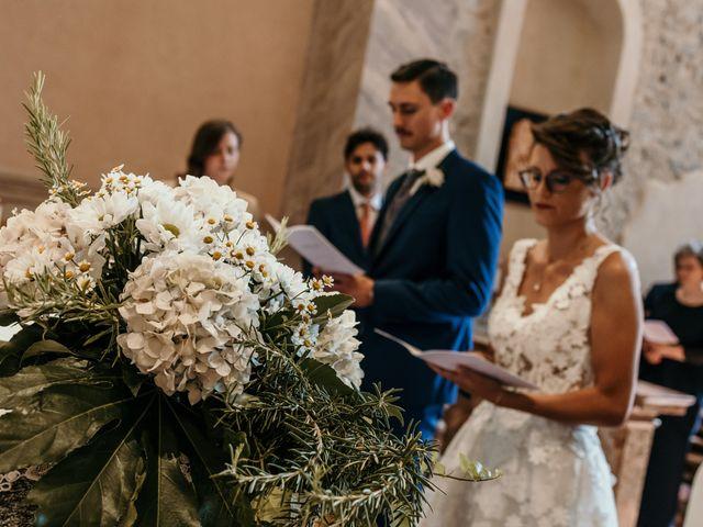 Il matrimonio di Andrea e Myriam a Erba, Como 175