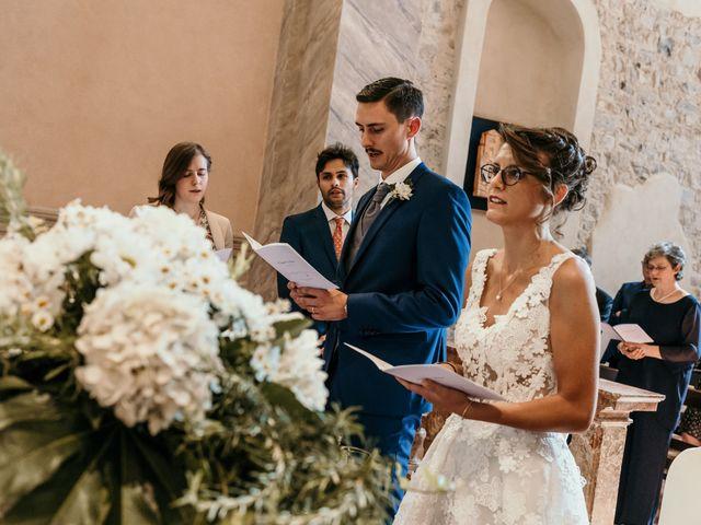 Il matrimonio di Andrea e Myriam a Erba, Como 176