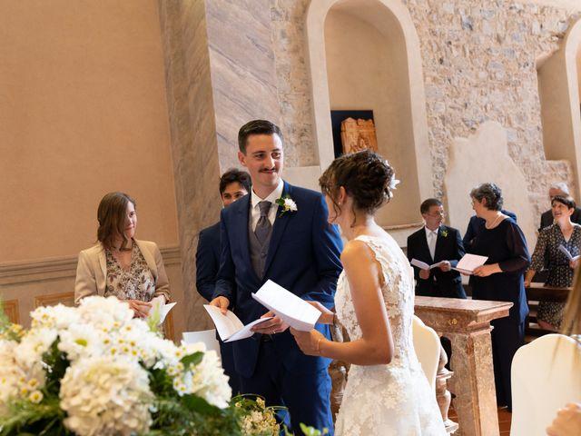 Il matrimonio di Andrea e Myriam a Erba, Como 178