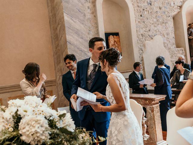 Il matrimonio di Andrea e Myriam a Erba, Como 179