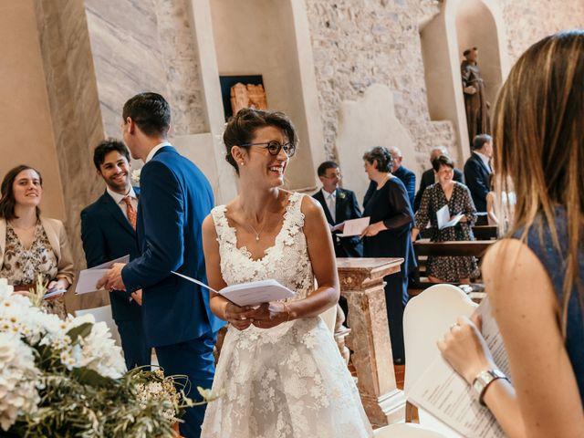 Il matrimonio di Andrea e Myriam a Erba, Como 180