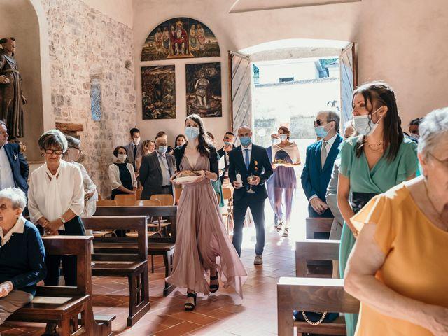 Il matrimonio di Andrea e Myriam a Erba, Como 182