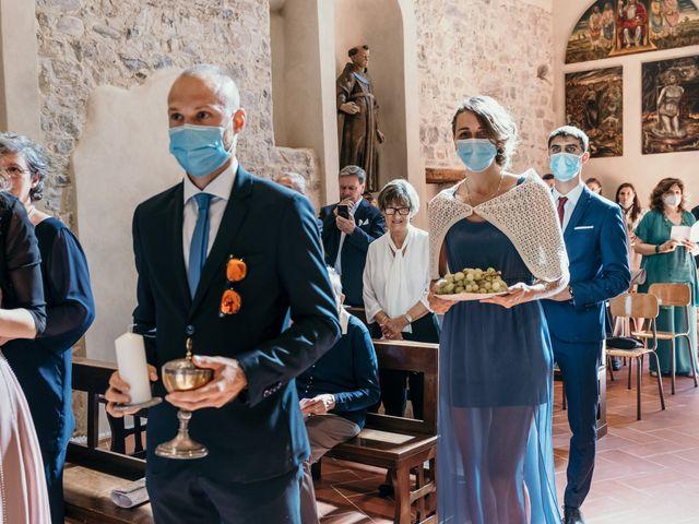 Il matrimonio di Andrea e Myriam a Erba, Como 184