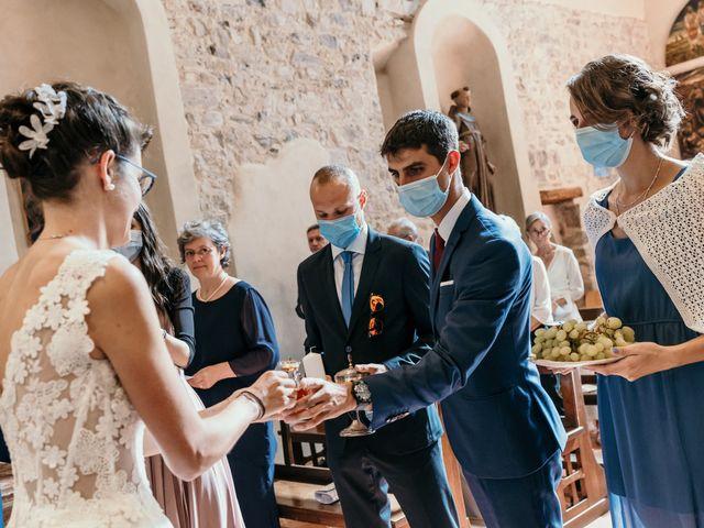 Il matrimonio di Andrea e Myriam a Erba, Como 186