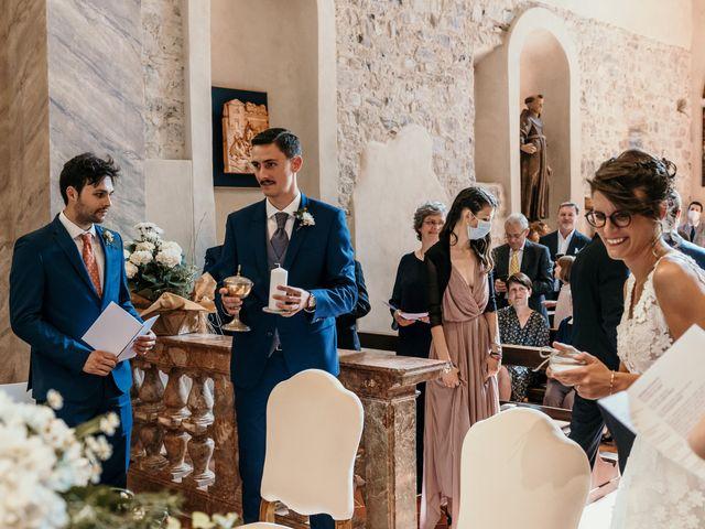 Il matrimonio di Andrea e Myriam a Erba, Como 188
