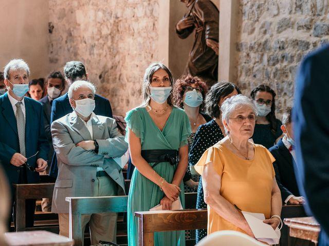 Il matrimonio di Andrea e Myriam a Erba, Como 197