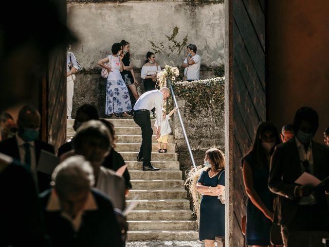 Il matrimonio di Andrea e Myriam a Erba, Como 201