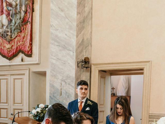 Il matrimonio di Andrea e Myriam a Erba, Como 202