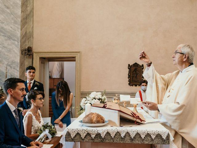 Il matrimonio di Andrea e Myriam a Erba, Como 204