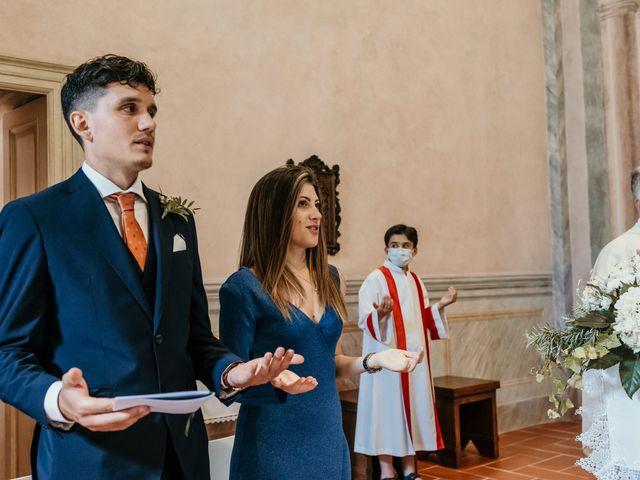 Il matrimonio di Andrea e Myriam a Erba, Como 209
