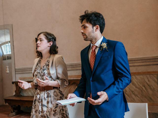 Il matrimonio di Andrea e Myriam a Erba, Como 210