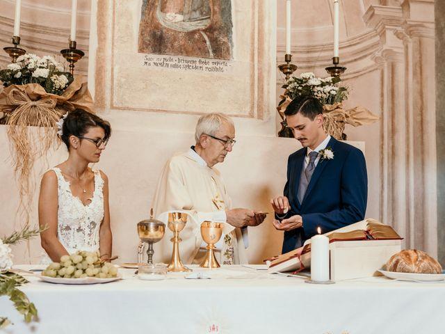 Il matrimonio di Andrea e Myriam a Erba, Como 212