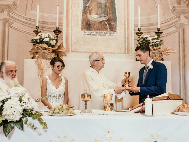 Il matrimonio di Andrea e Myriam a Erba, Como 215