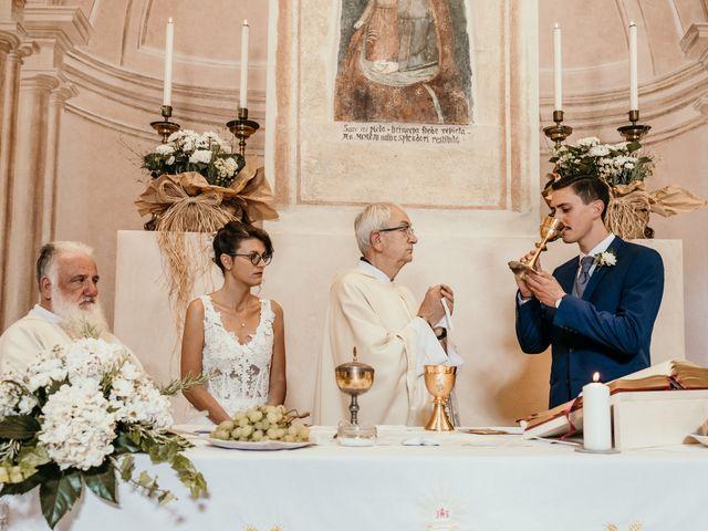 Il matrimonio di Andrea e Myriam a Erba, Como 216