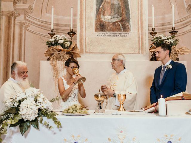 Il matrimonio di Andrea e Myriam a Erba, Como 218