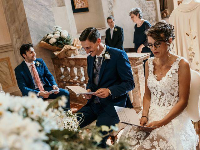 Il matrimonio di Andrea e Myriam a Erba, Como 223