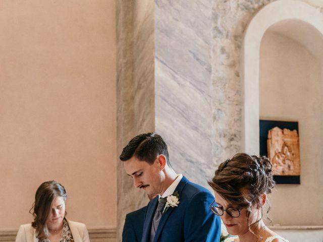 Il matrimonio di Andrea e Myriam a Erba, Como 234