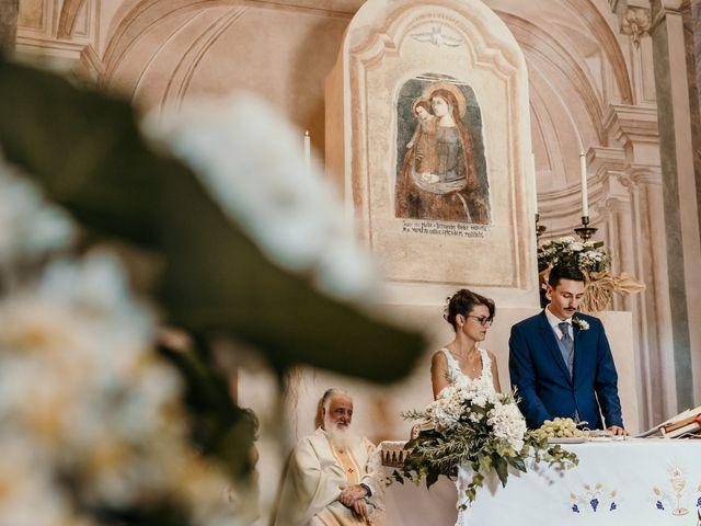 Il matrimonio di Andrea e Myriam a Erba, Como 237