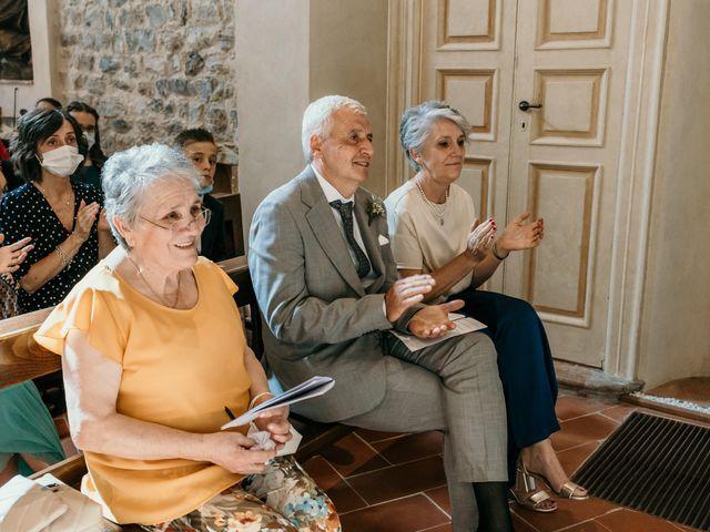 Il matrimonio di Andrea e Myriam a Erba, Como 245