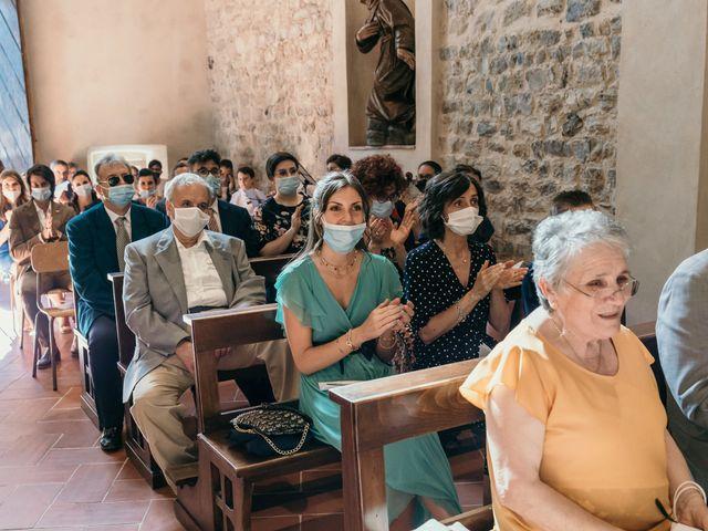 Il matrimonio di Andrea e Myriam a Erba, Como 246