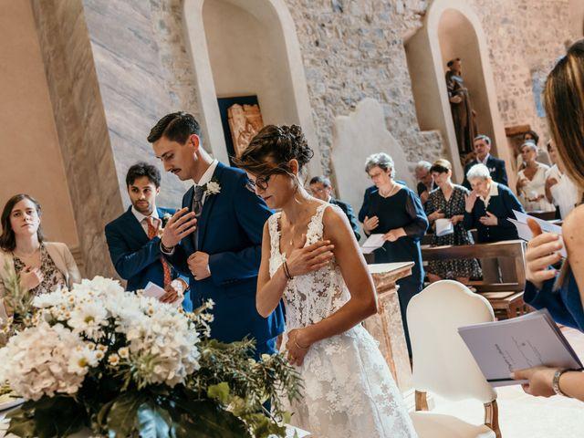 Il matrimonio di Andrea e Myriam a Erba, Como 248