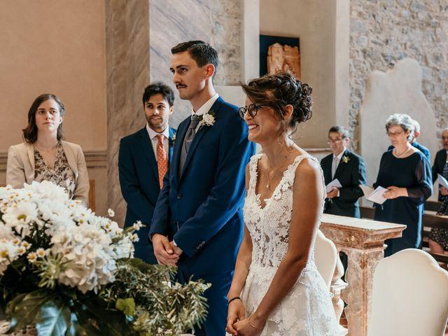 Il matrimonio di Andrea e Myriam a Erba, Como 249