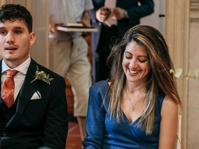 Il matrimonio di Andrea e Myriam a Erba, Como 250