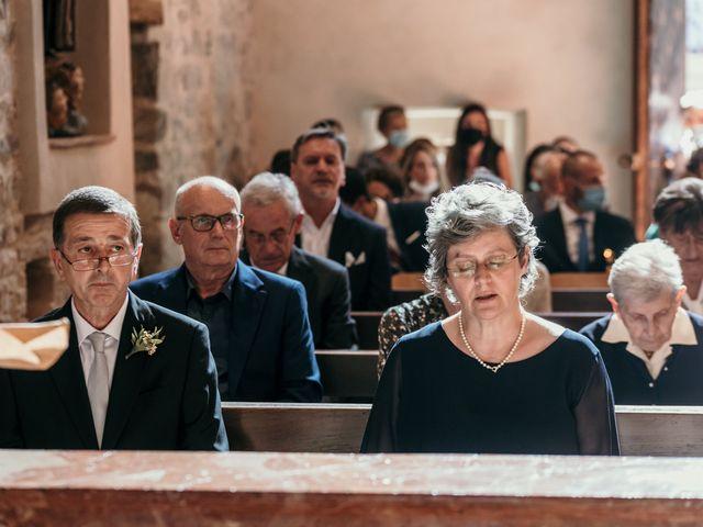 Il matrimonio di Andrea e Myriam a Erba, Como 255