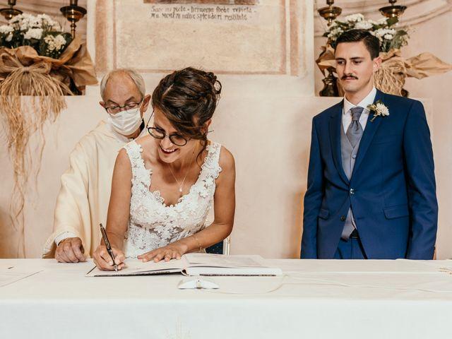 Il matrimonio di Andrea e Myriam a Erba, Como 256