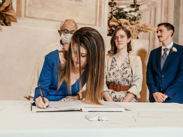 Il matrimonio di Andrea e Myriam a Erba, Como 261