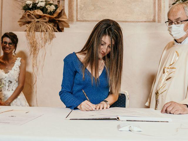 Il matrimonio di Andrea e Myriam a Erba, Como 262